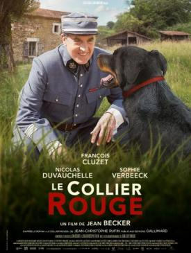 affiche du film Le collier rouge