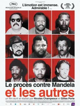 affiche du film Le procès contre Mandela et les autres