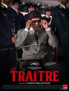 affiche du film Le Traître