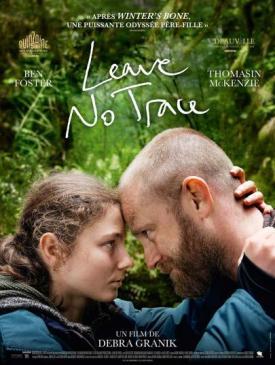affiche du film Leave no trace