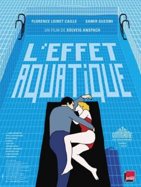 affiche du film L'Effet aquatique