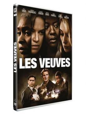 affiche du film Les Veuves