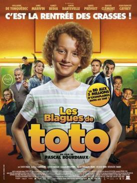 affiche du film Les blagues de Toto