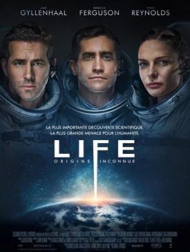 affiche du film Life - Origine Inconnue  (-12 ans)