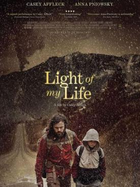 affiche du film Light of my Life
