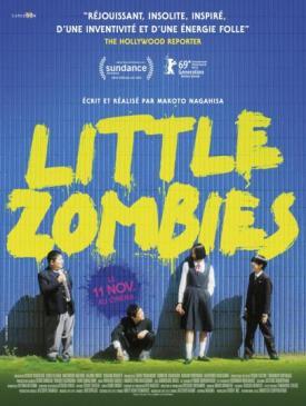 affiche du film Little Zombies