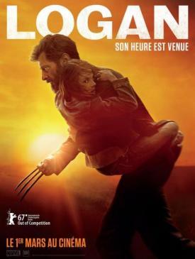affiche du film Logan