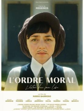 affiche du film L'ordre moral