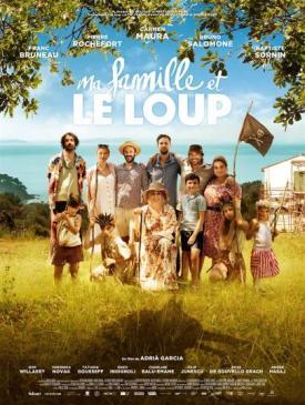 affiche du film Ma Famille et le Loup