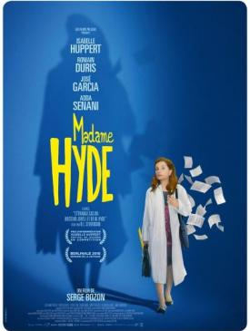 affiche du film Madame Hyde