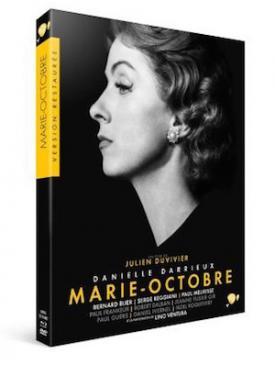 affiche du film Marie-Octobre