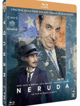 affiche du film Neruda