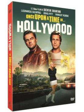 affiche du film Titre : Once upon a time … In Hollywood