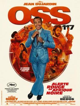 affiche du film OSS 117: Alerte rouge en Afrique noire