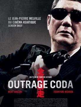 affiche du film Outrage Coda