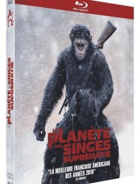 affiche du film La Planète des singes : Suprématie