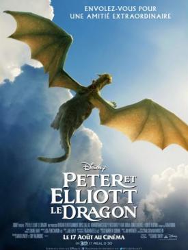 affiche du film Peter et Elliott le dragon