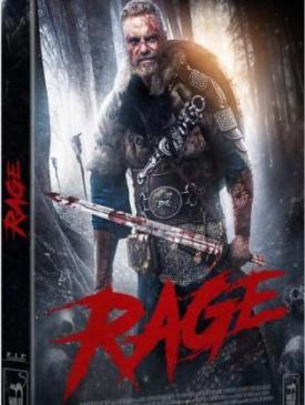 affiche du film Rage