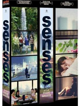 affiche du film Senses coffret intégrale
