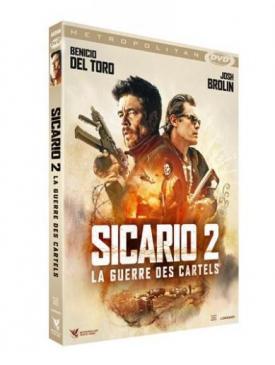 affiche du film Sicario La Guerre des Cartels