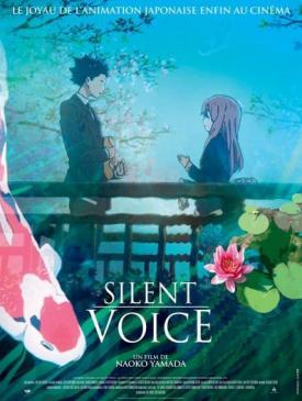 affiche du film A Silent Voice