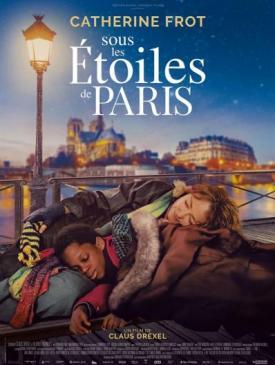 affiche du film Sous les étoiles de Paris
