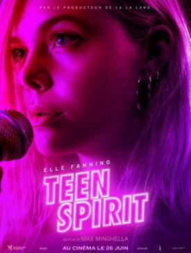 affiche du film Teen Spirit