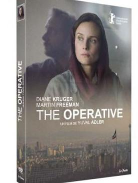 affiche du film The Operative
