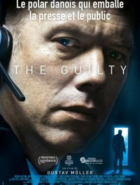 affiche du film The Guilty