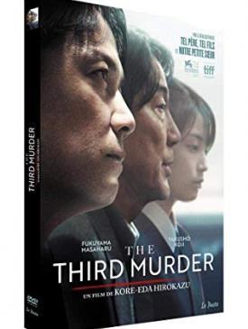 affiche du film The Third Murder
