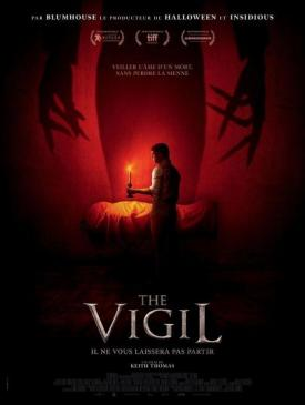 affiche du film The Vigil