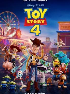 affiche du film Toy Story 4