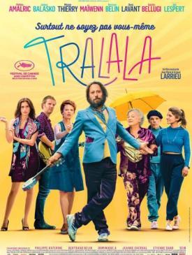 affiche du film Tralala