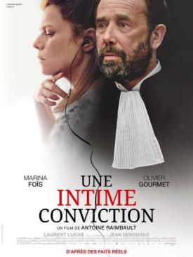 affiche du film Une Intime Conviction