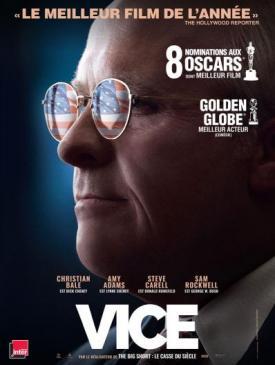 affiche du film Vice