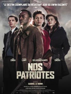 affiche du film Nos Patriotes