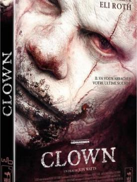 affiche du film Clown