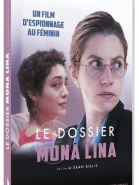 affiche du film Le dossier Mona Lina
