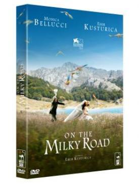 affiche du film On the Milky Road