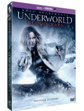affiche du film Underworld - Blood Wars