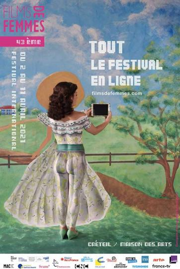 affiche 43ème Festival International de Films de Femmes