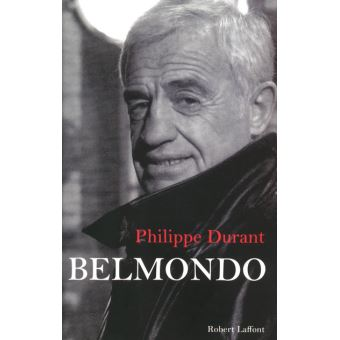 affiche Mort de Belmondo
