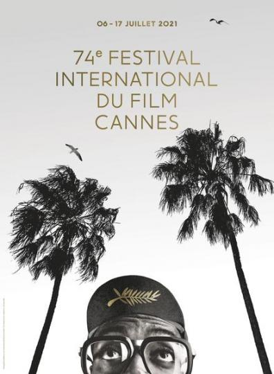 affiche 74 festival international du film Cannes