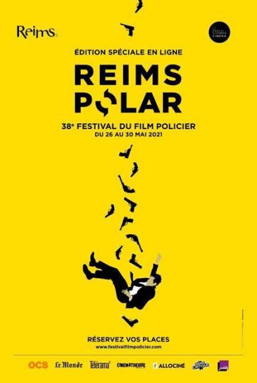 affiche Jury Festival du film policier de Reims