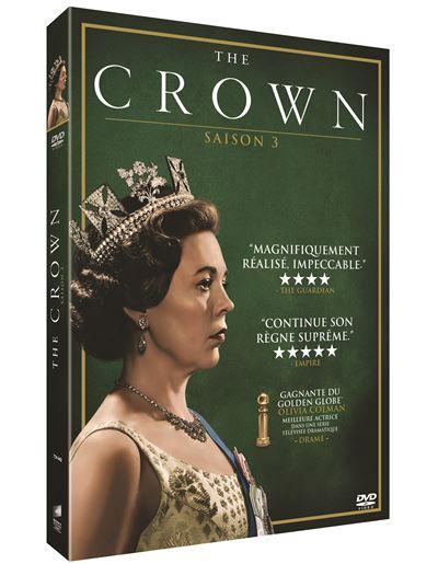 affiche The Crown saison 3