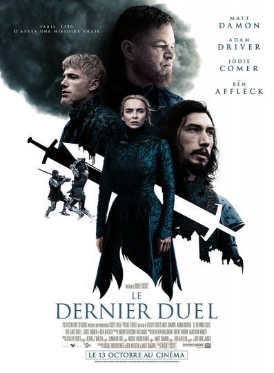 affiche Le Dernier Duel