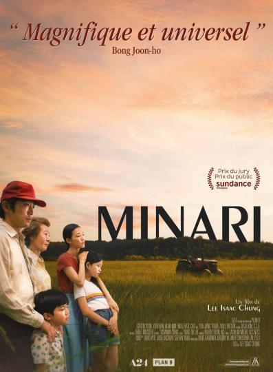 affiche Minari