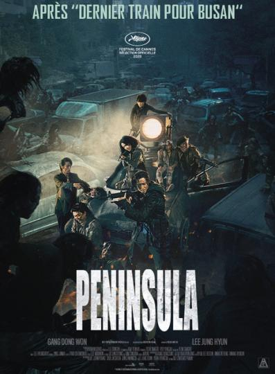 affiche Peninsula