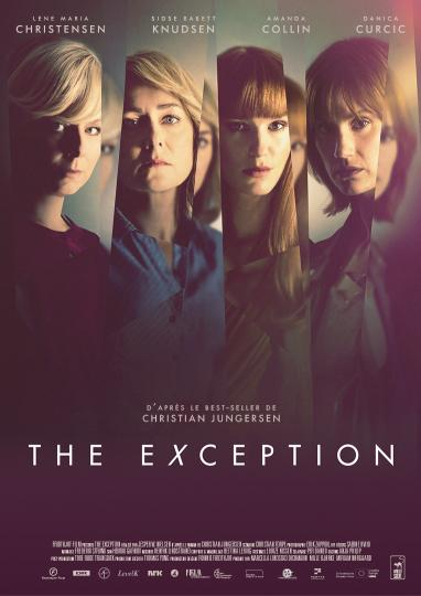 affiche The Exception