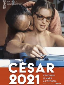 affiche du film Palmarès des Césars 2021